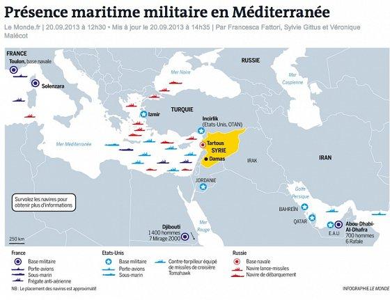 Les cartes Outils d'informations & d'influences au Moyen Orient ?